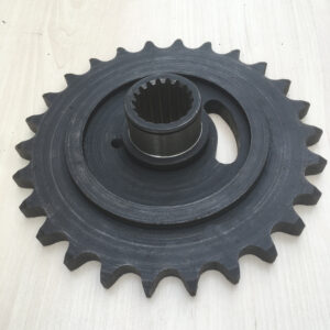 Зірочка шліцева для сільськогосподарської техніки Z26-t25,4-M2-Z18