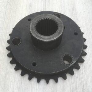 Зірочка шліцева для сільськогосподарської техніки Z31-t25,4-M2-Z28